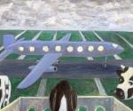 05 naar het vliegtuig
