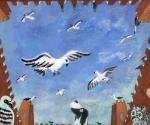 10 de vogels